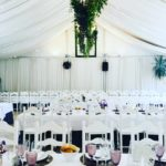 Montaje en Terraza - Comuniones Hostal Savoy