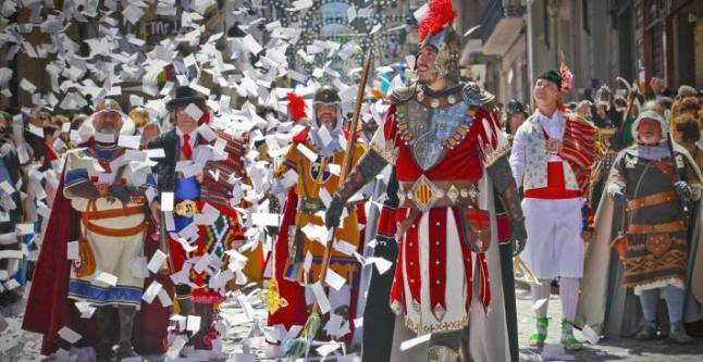 Festivities of Saint George