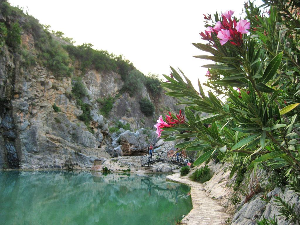 Paraje del río Sellent, Bolbaite