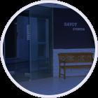 El hostal en Alcoy