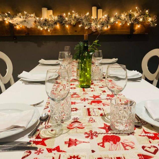 Savoy en casa en Navidad