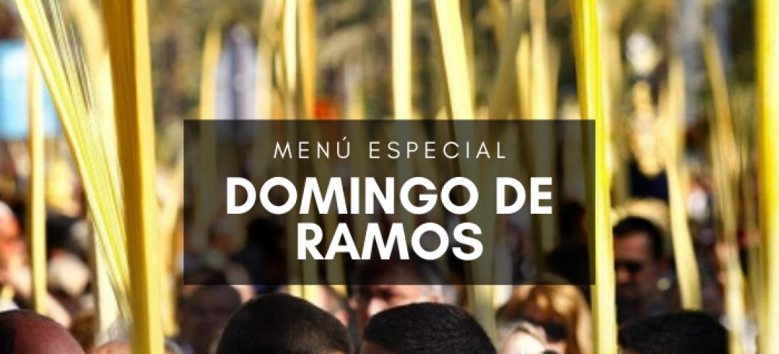 Domingo de Ramos 2020