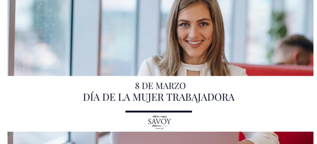 Comida Día Mujer Trabajadora 2017