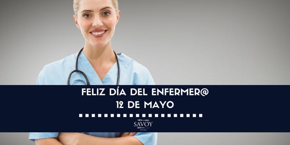 Día del Enfermero… Te invitamos a una copa si traes algo que lo acredite!