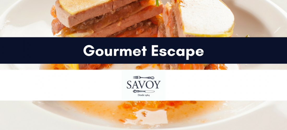 Gourmet Escape… Let yourself be surprised!