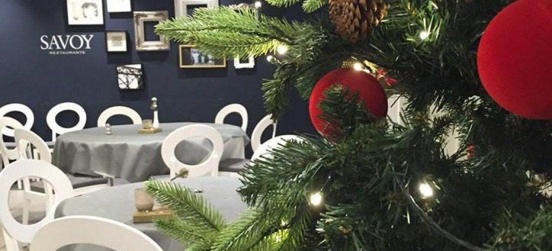 Menús de Navidad y 26 de Diciembre 2018