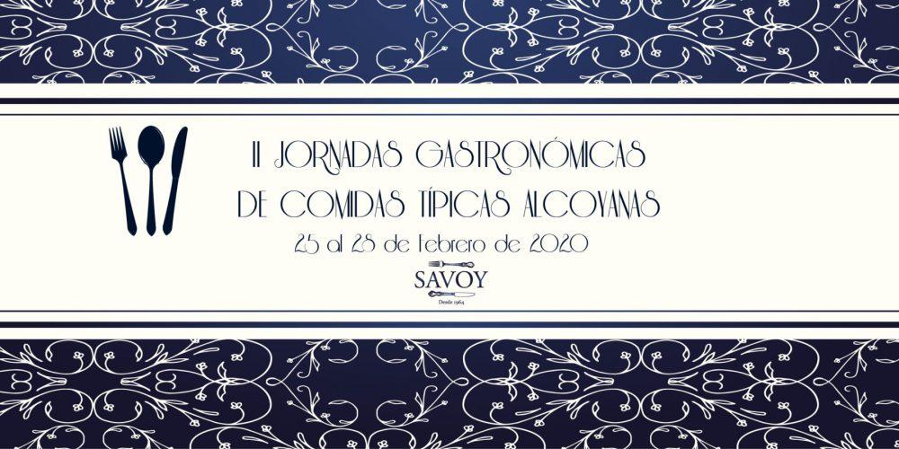 II Jornadas Gastronómicas 2020