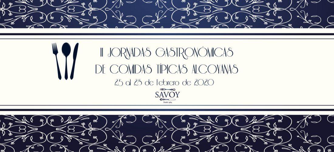 Jornadas Gastronómicas 2020