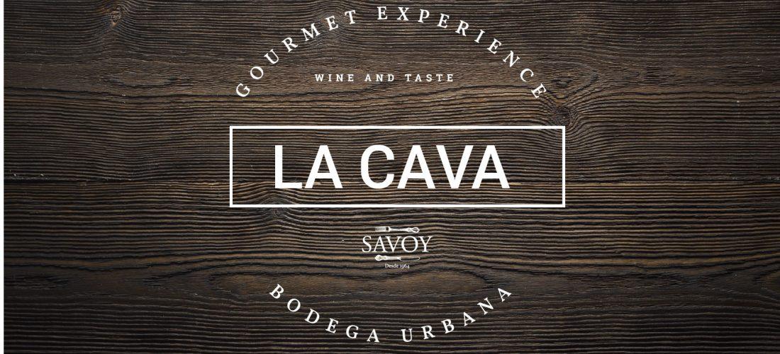 La Cava Savoy….La primera Bodega Urbana en Alcoy!!