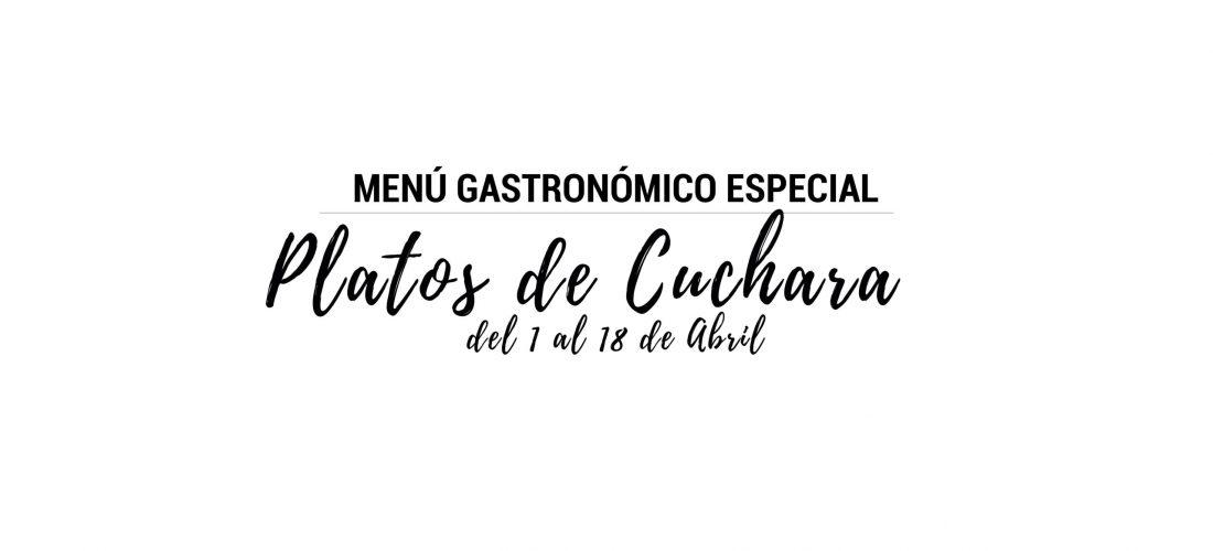 Menú Gastronomico