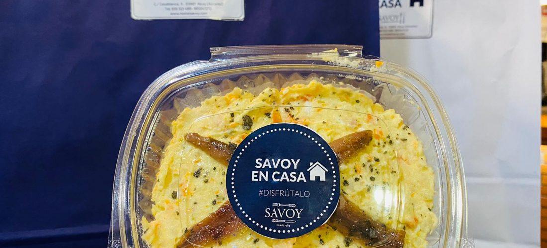 SAVOY EN CASA